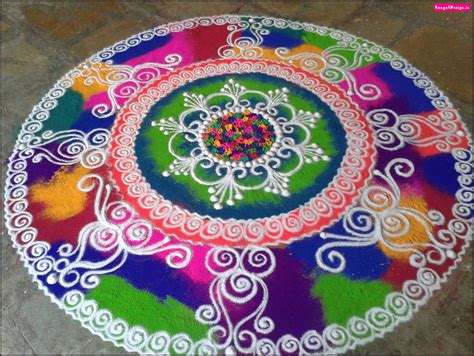 themes rangoli latest rangoli design for diwali 2016 images photos