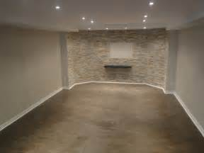 ideas for finishing concrete basement walls finishing a basement from start to finish