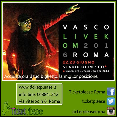 vasco ticket ticket quot vasco quot info line 068841342 www
