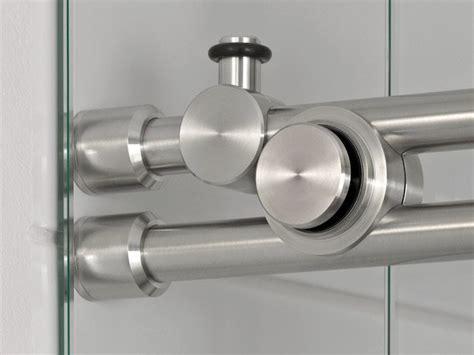 Sliding Shower Door Hardware Miami Sliding Shower Door System Barndoorhardware