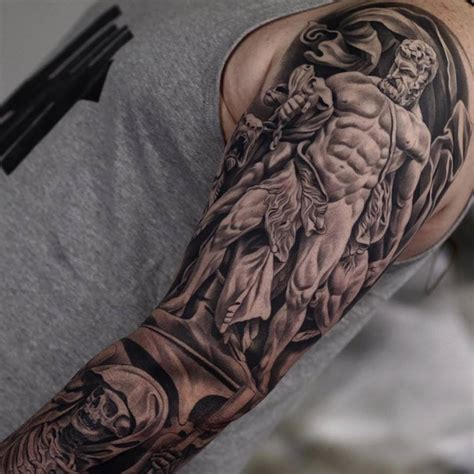 the best sleeve tattoo designs sleeve by jun cha best of