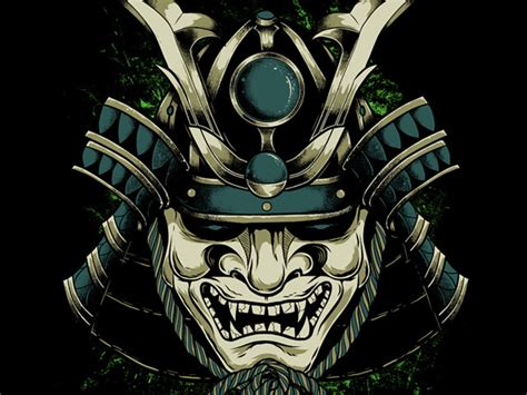 shogun mask shogun mask tattoo pinterest masking