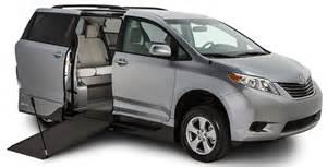 Toyota Vans Vmi Toyota Northstar E360 Wheelchair Mobilityworks