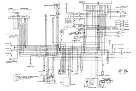 honda cbrrr wiring diagram wiring diagram