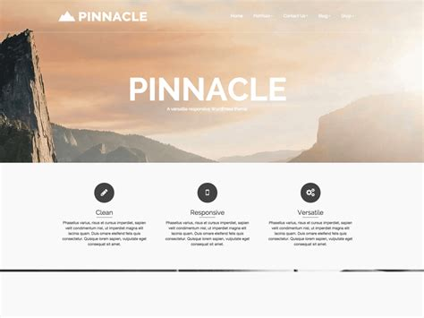 30 free business wordpress themes listed only the best