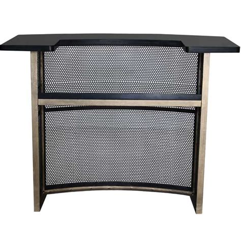 Bar Top Shelf by Moderne Bar Deco Bar Home Bar Portable Bar Custom Bar