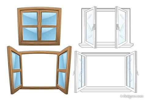 close window 4 designer windows vector material
