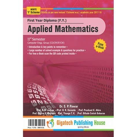Applied Mathematics Engineering Applied Mathematics Computer Information Technology