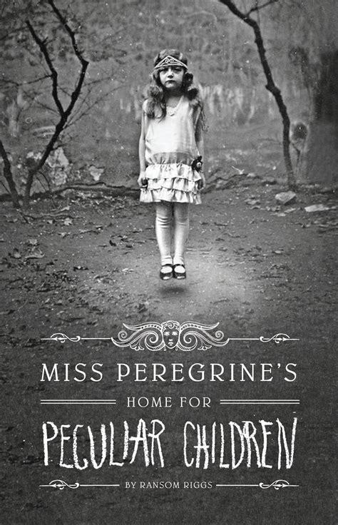 inked books review miss peregrine s home for peculiar