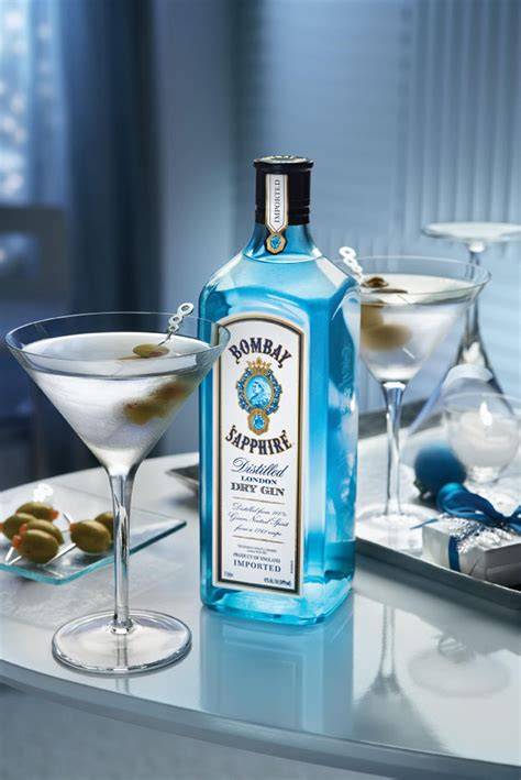 blue martini bottle bombay sapphire review the secret gin club