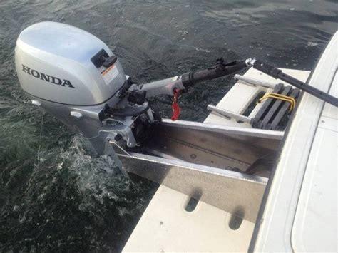 kicker boat larger boat kicker motor options bloodydecks