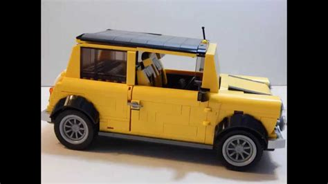 lego mini cooper endtalk s lego mini cooper modifications