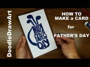 cards how to make a s day card golf