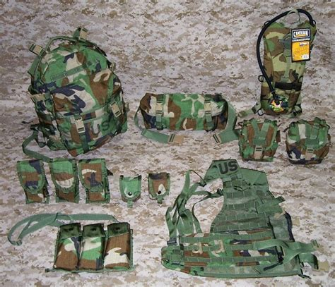 molle gear setup molle rifleman system for a bob setup the fal files