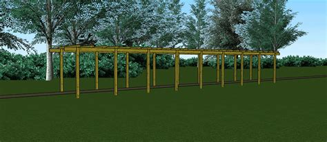 how to build a free standing pergola how to build a free standing timber pergola mcnee