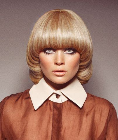 1970s style bobs get the look behind the hair 70s glam 1970s