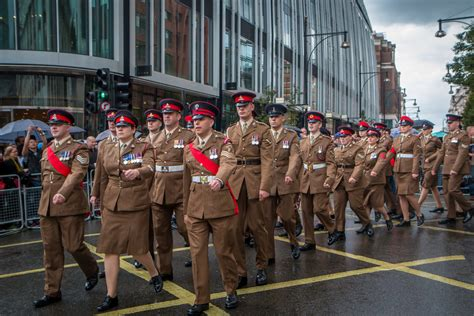 gay section of london armed forces on parade at pride in london news stories