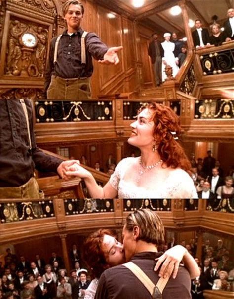 film titanic rose and jack titanic movie jack and rose at the clock on the grand