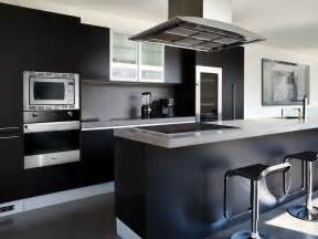 black kitchen island contemporary kitchen airoom black kitchens and kitchen cabinets on pinterest idolza
