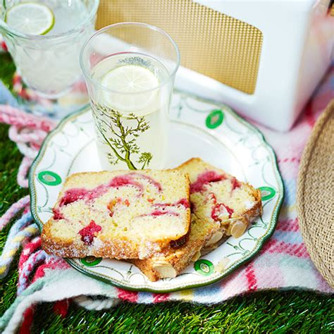 country homes and interiors recipes raspberry ripple cake recipe ideal home