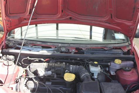 ford ka bonnet diagram ford ka heater valve replacement