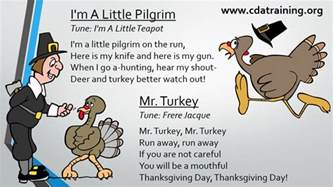 kids songs for thanksgiving child care basics resource blog pilgrim songs