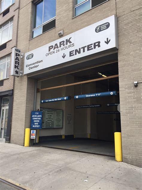 cheapest parking garage near rockefeller center dandk