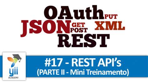 yii2 yii as web client consume restful web service hafid mukhlasin 17 yii2 rest api s parte ii mini treinamento yii