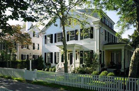 Timeless Architecture davis lane greek revival house patrick ahearn architect