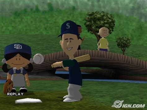 Backyard Baseball 2005 Unlockable Players Backyard Baseball 2005 Screenshots Pictures Wallpapers