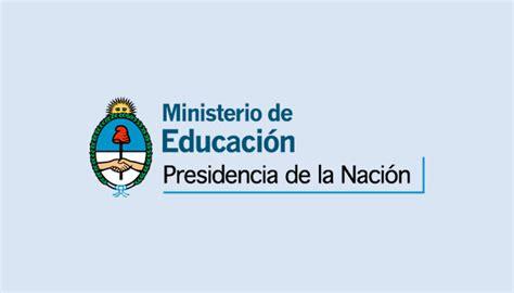 ministerio de educacin noticias de ministerio de el ministerio de educaci 243 n de argentina invierte en