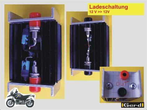 Motorradbatterie Mit Auto Laden by Batterie Mit Dem Laptop Laden