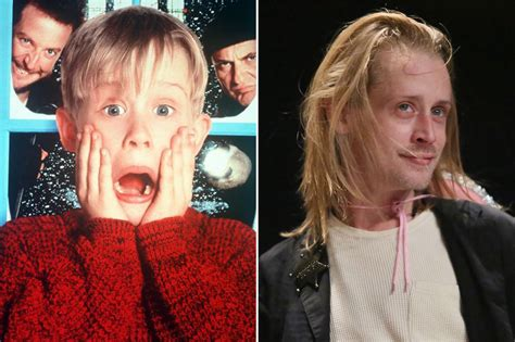 home alone actor now drug addict home alone then and now mirror online