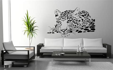17 best images about home decor animal wall art on pinterest wall stickers leopard wall decor for home leopard print