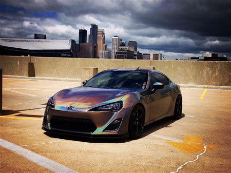 scion frs forum vinyl wrapped my frs psychedelic scion fr s forum