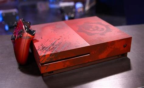 Premium Xbox One S Gear Of Wars 2tb Aif612 xbox one s special edition prices slashed ahead of xbox