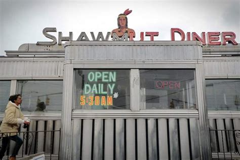 Dartmouth House Of Corrections by Shawmut Diner Donated To Bristol County House Of