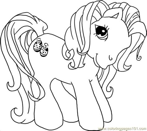 My Pony Coloring Pages To Print Out littleponieskimonostep4 iyiry coloring