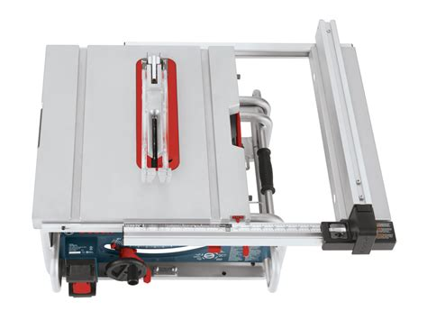 bosch portable table saw bosch gts1031 10 inch portable jobsite table saw tools