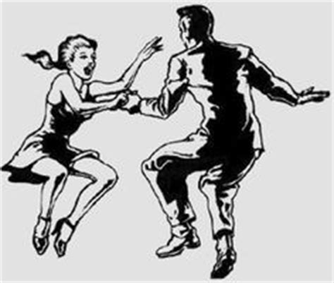 jive lindy hop rock n 1000 images about the art of swinging vintage clip art