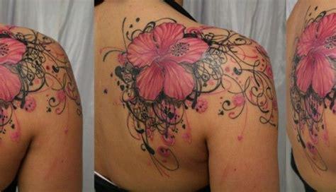 tatouage tribal 233 paule fleurs tatouage pinterest