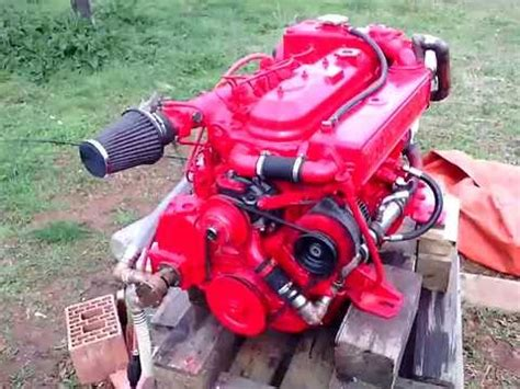Fiat Marine Engines Fiat Aifo 804 Am Marine Engine