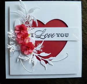 Valentines Handmade Cards - 25 unique handmade valentines cards ideas on