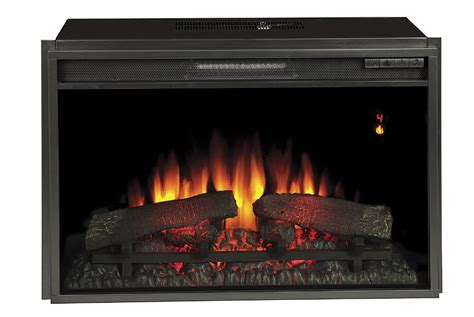 real electric fireplace insert 26 classic electric fireplace insert 26ef031grp