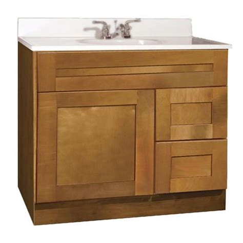 bathroom cabinets menards shenandoah series 36 quot w x 21 quot d vanity at menards