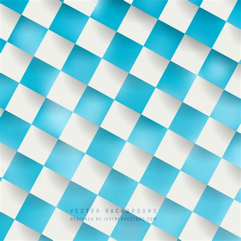checkerboard background blue checkerboard background template 123freevectors