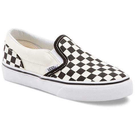 vans classic slip on shoes boy s evo outlet