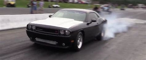 what is the fastest challenger world s fastest 5 7l hemi dodge challenger can smoke a