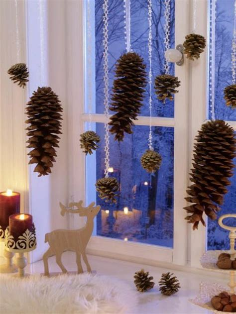 Diy Weihnachtsdeko Fenster by Bezaubernde Winter Fensterdeko Zum Selber Basteln