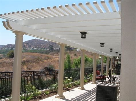 Orange County Lattice Patio Covers Santa Ana, CA
